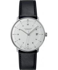 Junghans 027-4700-00 Max Bill orologio automatico nero