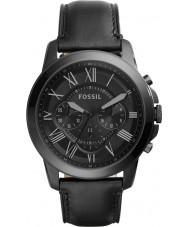 Fossil FS5132 Mens concedono orologio cronografo nero