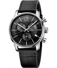 Calvin Klein K2G271C3 città Mens orologio cronografo nero