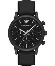 Emporio Armani AR1970 Mens classico orologio cronografo nero
