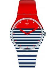 Swatch SUOW140 Orologio Maglietta