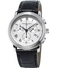 Frederique Constant FC-292MC4P6 classici Mens Watch Chronograph Black