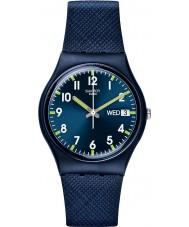 Swatch GN718 watch blu SIR - Gent Original