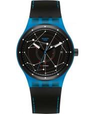 Swatch SUTS401 Sistem51 - sistem orologio automatico blu