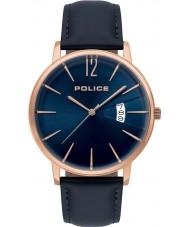 Police 15307JSR-03 Orologio di virtù maschile
