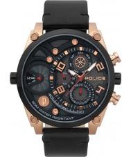 Police 15381JSRB-61 Orologio da uomo vigoroso