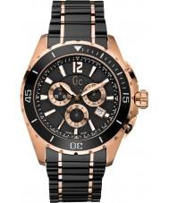 Gc X76004G2S Mens classe Sport XXL orologio cronografo nero
