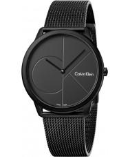 Calvin Klein K3M514B1 Orologi minimi degli uomini