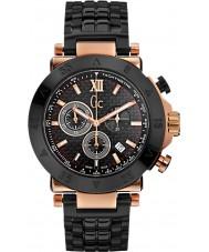 Gc X90006G2S Mens GC-1 Sport orologio cronografo nero