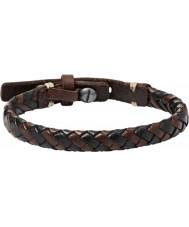 Fossil JA5932716 Mens braccialetto casuale epoca