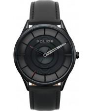 Police 15399JSB-02 Orologio burbank per uomo