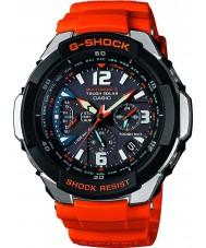 Casio GW-3000M-4AER Radio Mens g-shock controllato arancione orologio ad energia solare
