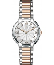 Dreyfuss and Co DLB00062-D-01 Donne 1974 diamante impostare due orologi di tono