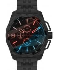 Diesel DZ4395 Mens orologio cronografo in acciaio nero pesi massimi