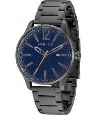 Police 14764JSU-03M Mens dallas orologio da polso in acciaio grigio