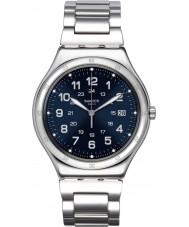 Swatch YWS420G Orologio da polso uomo blu