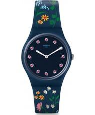 Swatch GN256 Orologio da donna con motivo floreale