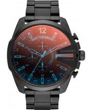 Diesel DZ4318 Mens mega capo orologio IP nero del cronografo