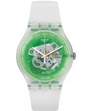 Swatch SUOK131 Orologio verde