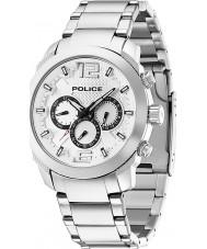 Police 13934JS-04M Mens trionfano orologio in acciaio silver