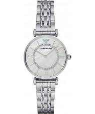 Emporio Armani AR1908 Ladies orologio vestito braccialetto di collegamento placcato