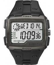 Timex TW4B02500 Mens spedizione scossa digitale crono vigilanza nera