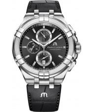 Maurice Lacroix AI1018-SS001-330-1 Mens Aikon orologio